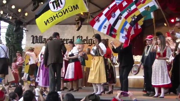 Fiesta Nacional de la Cerveza Oktoberfest 2013 Villa General Belgrano